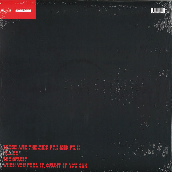 The JB's - These Are The JB's (Repress) (Back)