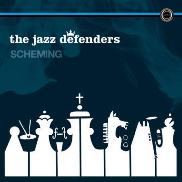 The Jazz Defenders - Scheming (LP)