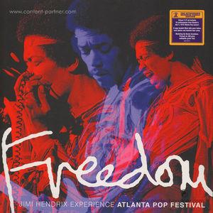 The Jimi Hendrix Experience - Freedom: Atlanta Pop Festival