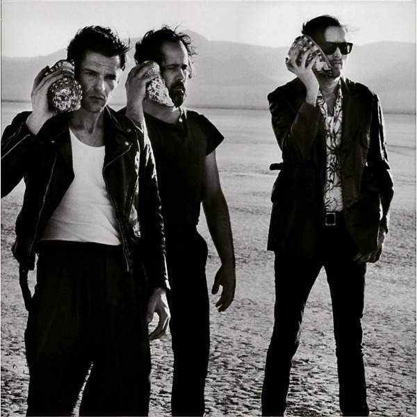 The Killers - Wonderful Wonderful (LP) (Back)