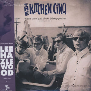 The Kitchen Cinq - When The Rainbow Dissapears (65-68 Anth)