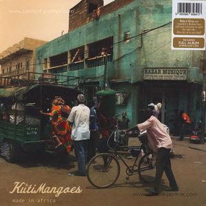 The KutiMangoes - Made In Africa (LP)