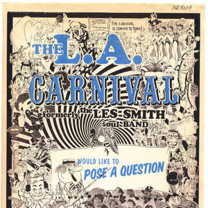 The L.A. Carnival - Would Like To Pose A Question (Represss)