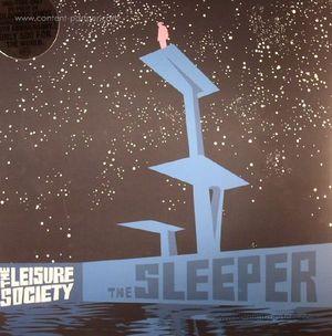The Leisure Society - The Sleeper (Coloured Vinyl 2LP+MP3)