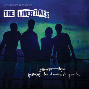 The Libertines - Anthems For Doomed Youth (LP)