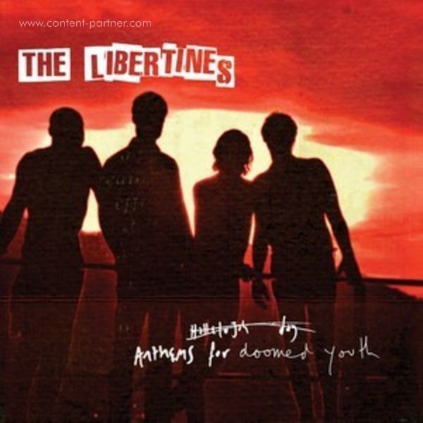 The Libertines - Anthems For Doomed Youth (Ltd. Boxset) (Back)