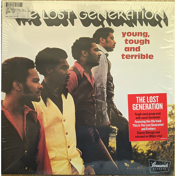 The Lost Generation - Young, Tough And Terrible (Reissue)