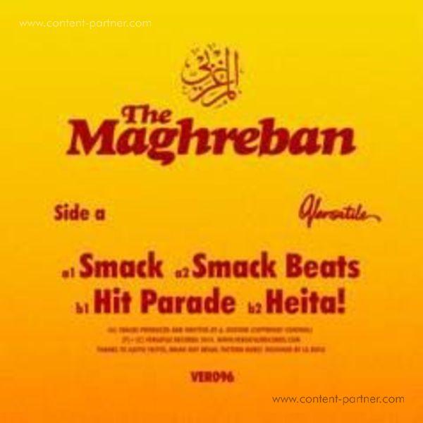 The Maghreban - Smack Ep (Back)