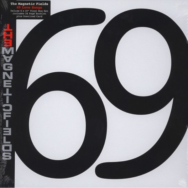 The Magnetic Fields - 69 Love Songs (Deluxe 6x10