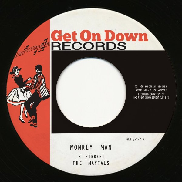 The Maytals - Monkey Man / Night And Day