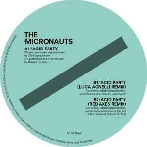 The Micronauts - Acid Party