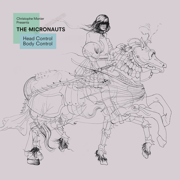 The Micronauts - Head Control Body Control (CD Album)