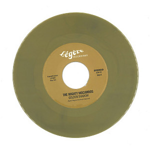 The Mighty Mocambos - Golden Shado (Ltd. Edition 7