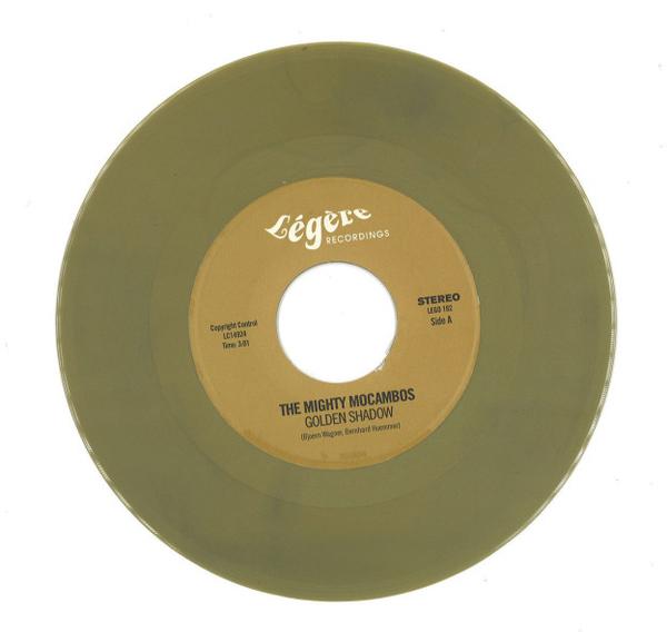 The Mighty Mocambos - Golden Shado (Ltd. Edition 7