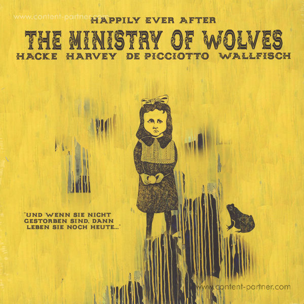 The Ministry Of Wolves - Happily Ever After (LTD LP+MP3)