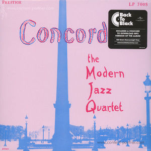The Modern Jazz Quartet - Concorde (180g Back to Black Edt.)