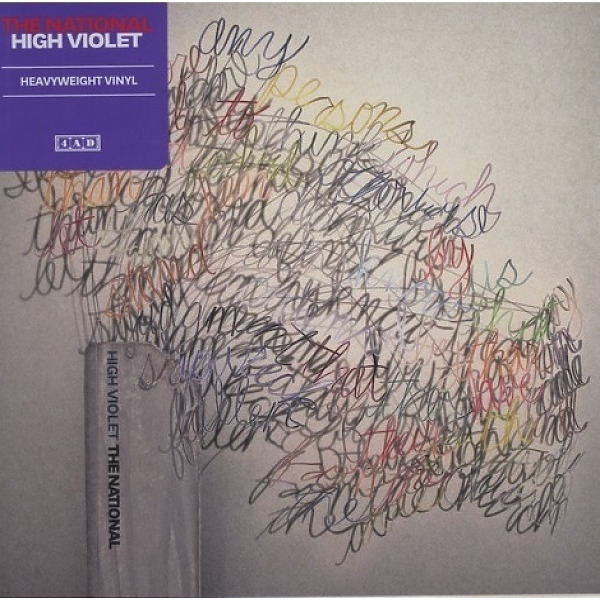 The National - High Violet (2LP repress)