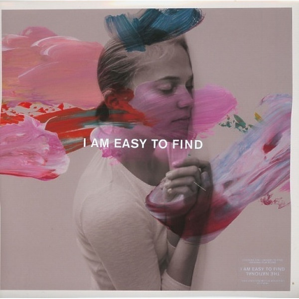The National - I Am Easy To Find (Clear Vinyl Edition 2LP) (Back)