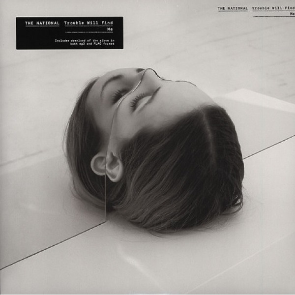 The National - Trouble Will Find Me (2LP+DL) (Back)