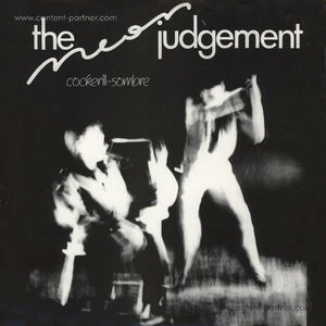 The Neon Judgement - Cockerill-sombre Ep