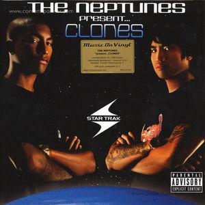 The Neptunes / Various - Clones (Ltd. Blue Marbled 2LP)