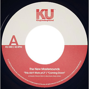 The New Mastersounds - This Ain't Work Pt.2 (7