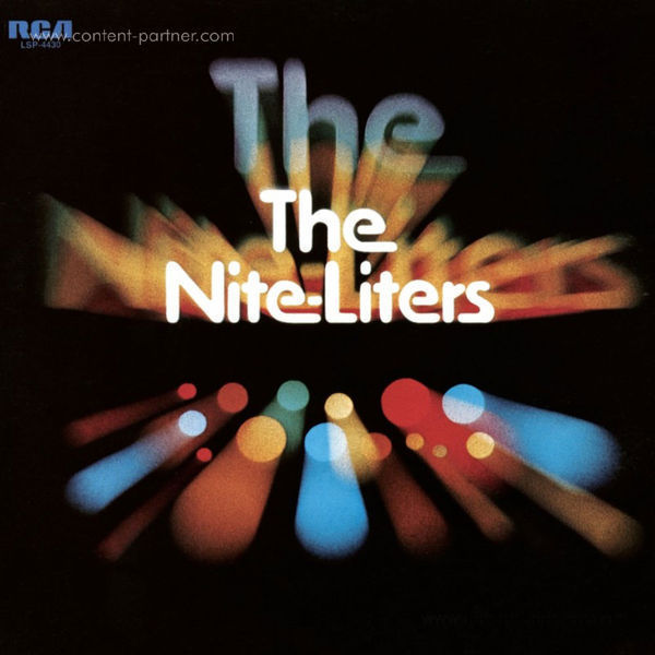 The Nite-Liters - The Nite-Liters (LP)