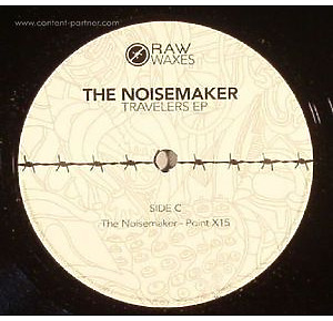 The Noisemaker - Travelers Ep (Inc. Korova&Inigo Kennedy)