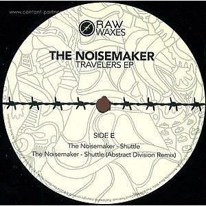 The Noisemakler - Travelers Ep (Abstract Division&Blind O)