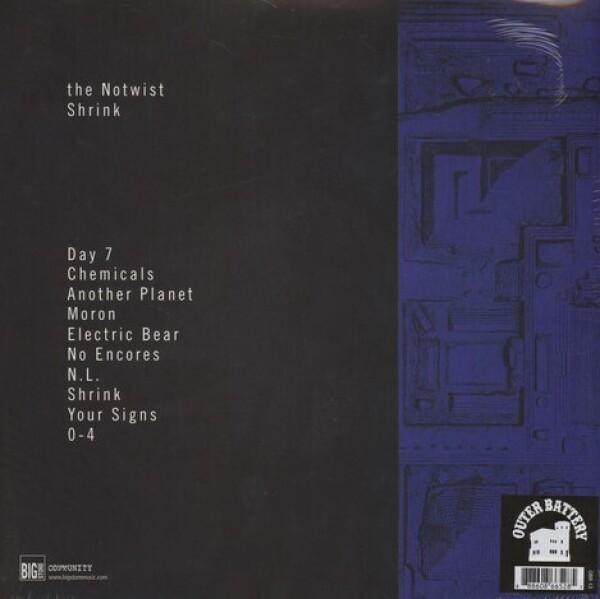 The Notwist - Shrink (Reiisue) (Back)