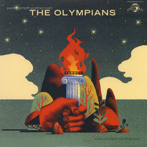 The Olympians - The Olympians (LP+MP3)