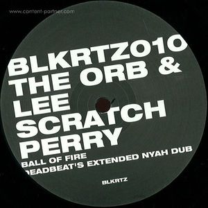 The Orb And Lee Scratch Perry - The Deadbeat Remixes