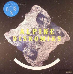 The Orb - Alpine Diskomiks - Sin In Space Pt. 2