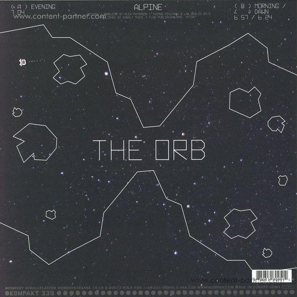 The Orb - Alpine (Back)
