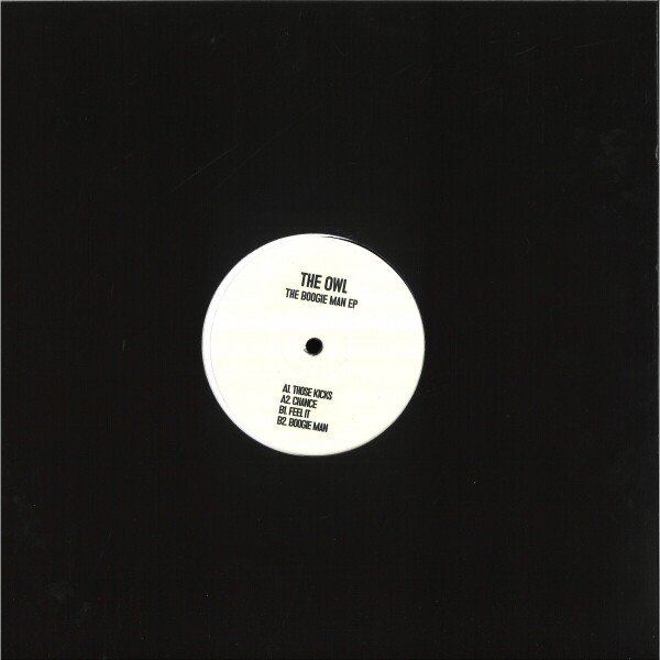 The Owl - The Boogie Man EP (Back)
