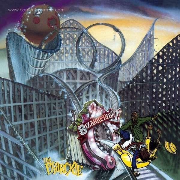 The Pharcyde - Bizarre Ride II The Pharcyde (Ltd. Coloured 2LP)