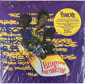 The Pharcyde - Bizarre Ride II The Pharcyde (Ltd. Ed. 5LP Box) (Back)