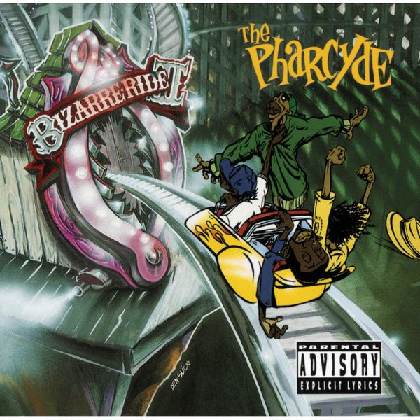 The Pharcyde - Bizarre Ride II The Pharcyde (Ltd. Ed. MC)