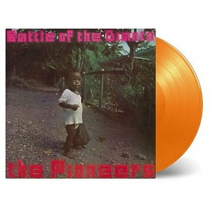 The Pioneers - Battle of the Giants (Ltd. Orange Vinyl reissue)