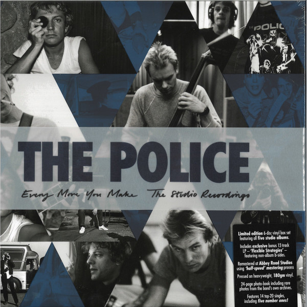 The Police - Every Move You Make: The Studio Recordings (Box)