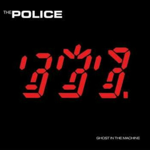The Police - Ghost In The Machine (180g Reissue)