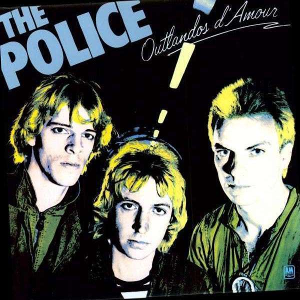 The Police - Outlnados D'Amour (180g Reissue)
