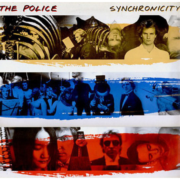 The Police - Synchronicity (180g Reissue)