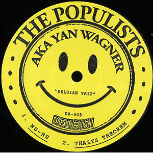 The Populists, Yan Wagner - Belgian Trip EP