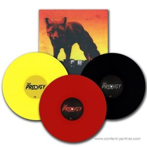 The Prodigy - The Day Is My Enemy (Ltd 3x12 Box)