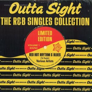 The R&b Singles Collection - Vinyl Lp Vol.1 Limited Edition