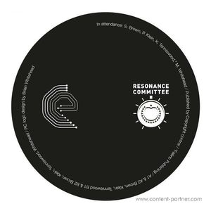 The Resonance Committee - Curvepusher Sessions Vol 1.