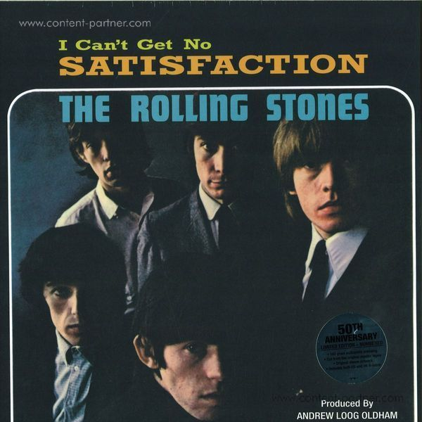 The Rolling Stones - I Can't Get No - Satisfaction (Back)