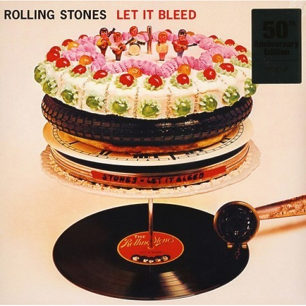 The Rolling Stones - Let It Bleed (50th Anniv. LP)