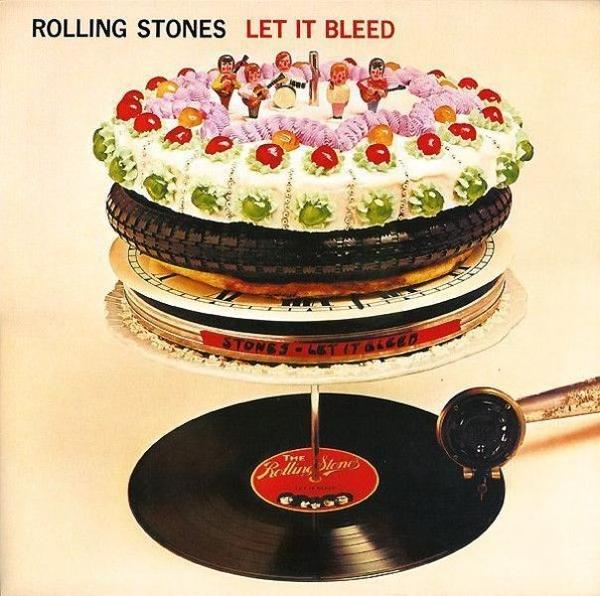 The Rolling Stones - Let It Bleed (Ltd.50th Anniv. 5LP Box Set)